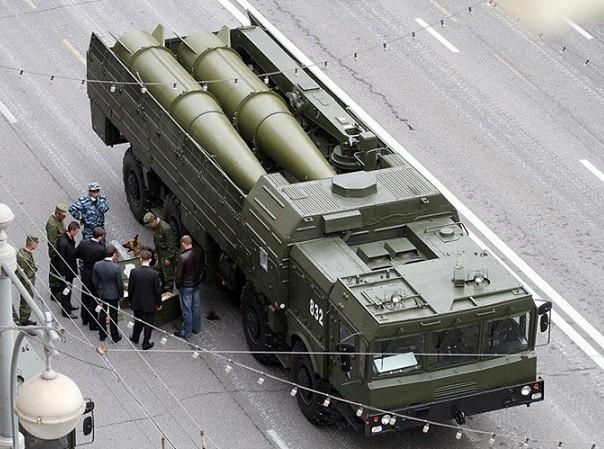 Nga không muốn giải thích lí do triển khai Iskander-M ở Kaliningrad