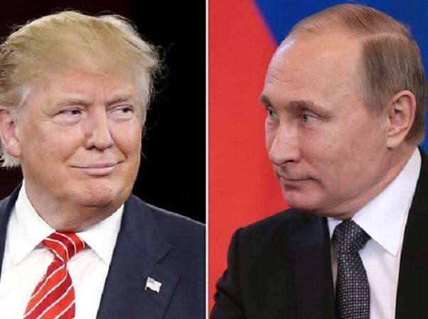 Tổng thống Putin sẵn lòng gặp ông Donald Trump