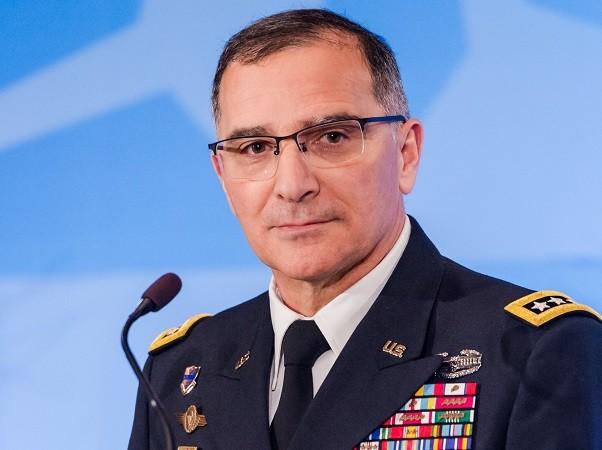 Tư lệnh lực lượng NATO tại châu Âu, Đại tướng Curtis Scaparrotti