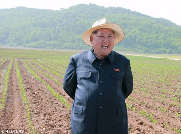 Ông Kim Jong-un bị nghị sĩ Mỹ chê béo