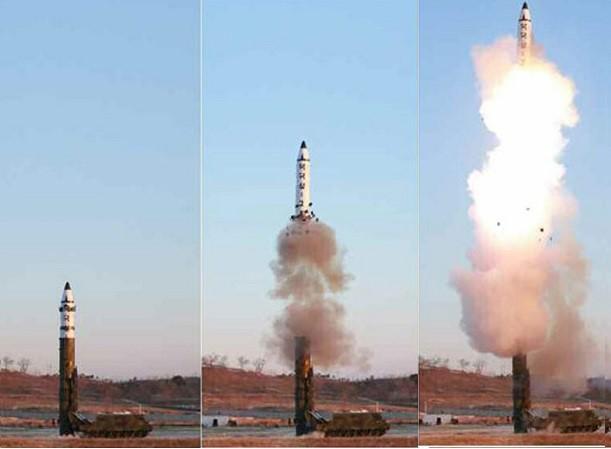 Triều Tiên có thể đang phát triển các tên lửa sử dụng nhiên liệu rắn
