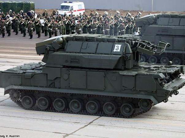 Nga sắp có cơ hội phô diễn các loại vũ khí mạnh nhất của mình