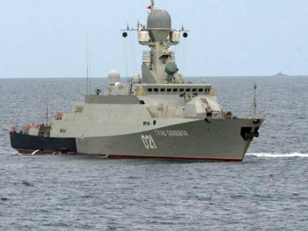 Tàu chiến Nga tăng cường hiện diện tại Địa Trung Hải