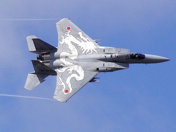Nhật Bản thường xuyên phải xuất kích để chặn máy bay Nga và Trung Quốc