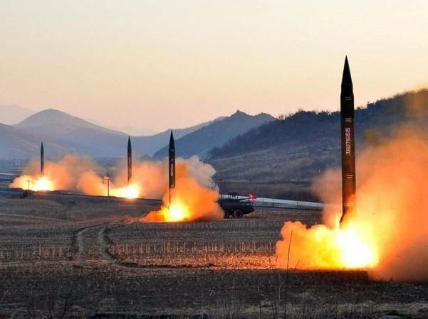 Triều Tiên đã đạt được nhiều tiến bộ trong lĩnh vực phát triển tên lửa