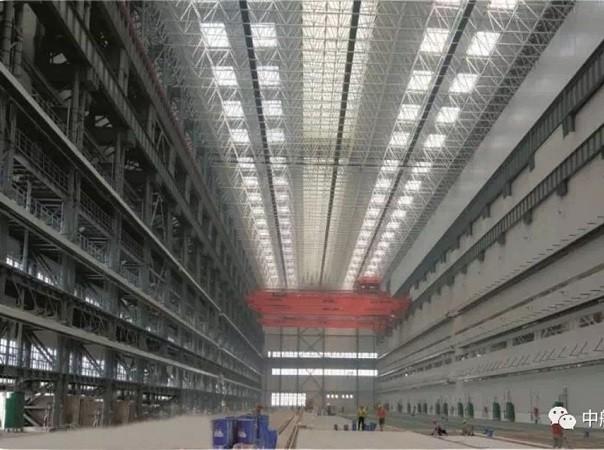 Trung Quốc đang xây dựng xưởng đóng tàu ngầm lớn nhất thế giới