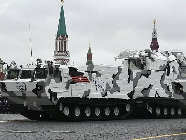 2 hệ thống phòng không dành cho Bắc Cực mới nhất của Nga là Tor-M2DT và Pantsir-SA