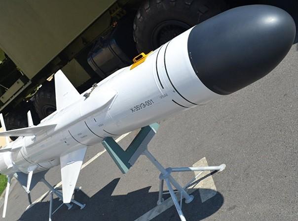 Tên lửa Kh-35UE là vũ khí chống hạm nổi tiếng của Nga