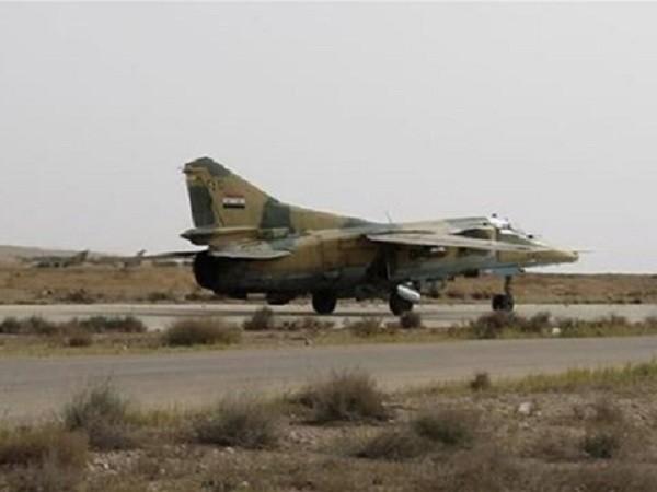Căn cứ không quân Shayrat đã hứng trọn 59 quả tên lửa Tomahawk của Mỹ hồi tháng 4