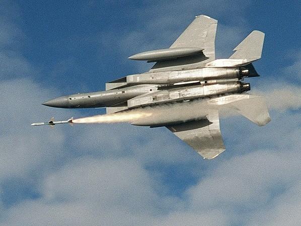 Chiếc F-15E của Mỹ đã bắn hạ UAV của Iran sau khi cảm thấy nó là mối đe dọa