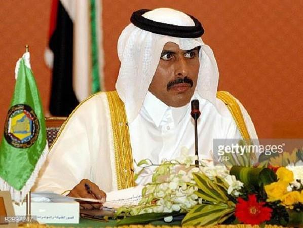 Thống đốc ngân hàng nhà nước Qatar Sheikh Abdullah Bin Saoud al-Thani