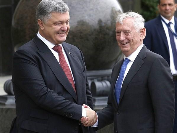Mỹ không giấu kế hoạch muốn cung cấp vũ khí sát thương cho Ukraine