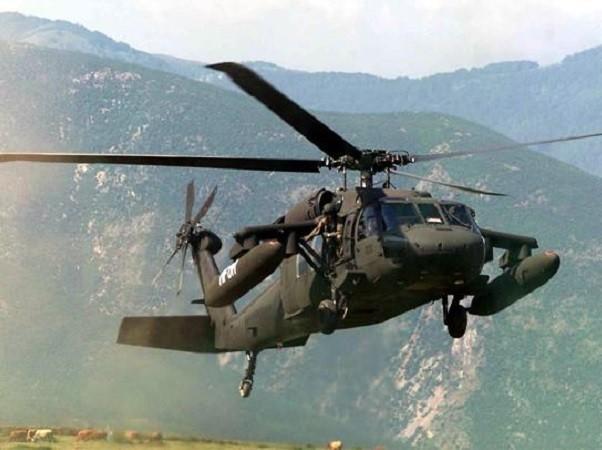 Trực thăng Black Hawk của Mỹ liên tục rơi trong thời gian vừa qua