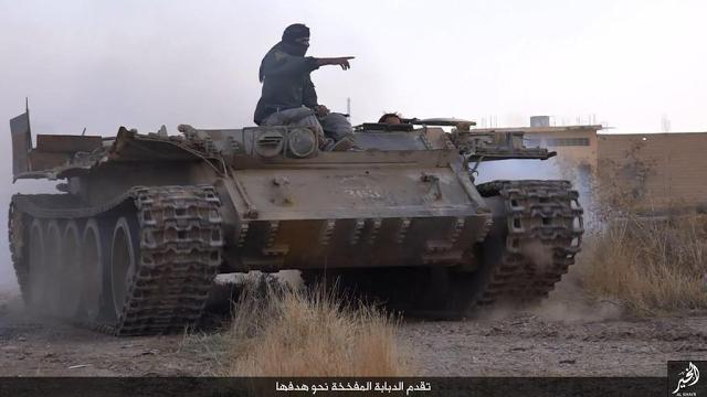 Muôn hình vạn trạng các loại vũ khí tự chế quái dị của IS ảnh 14