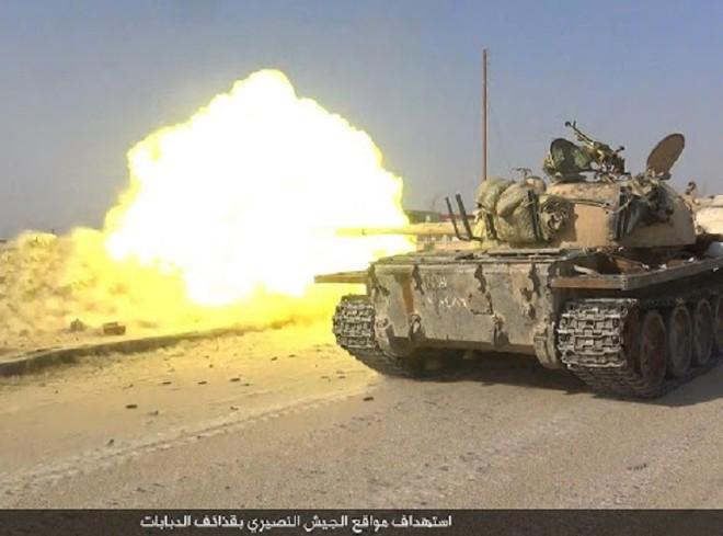 Muôn hình vạn trạng các loại vũ khí tự chế quái dị của IS ảnh 5