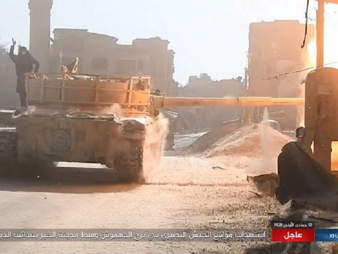 Muôn hình vạn trạng các loại vũ khí tự chế quái dị của IS ảnh 7
