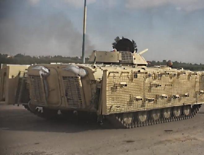 Muôn hình vạn trạng các loại vũ khí tự chế quái dị của IS ảnh 1