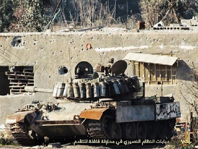 Muôn hình vạn trạng các loại vũ khí tự chế quái dị của IS ảnh 6