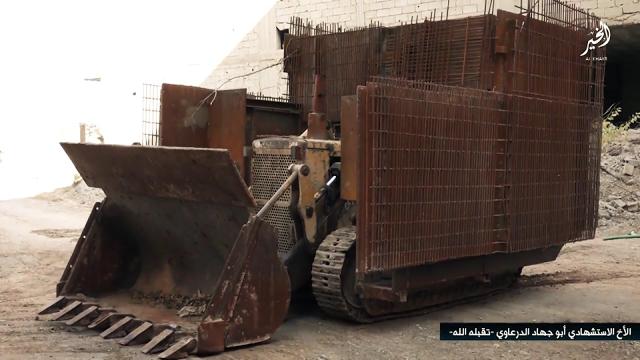 Muôn hình vạn trạng các loại vũ khí tự chế quái dị của IS ảnh 9