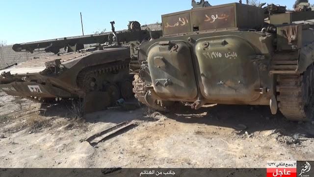 Muôn hình vạn trạng các loại vũ khí tự chế quái dị của IS ảnh 16