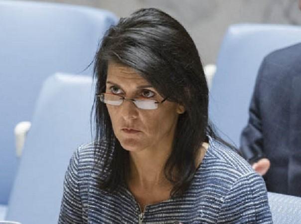 Bà Haley nhấn mạnh đến các nỗ lực ngoại giao của Mỹ trong vấn đề Triều Tiên