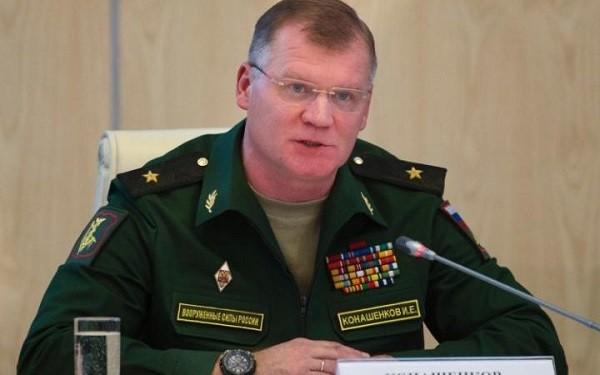 """Nga cho rằng, Mỹ đang giả vờ đánh IS ở Iraq để """"lùa"""" khủng bố sang Syria"""