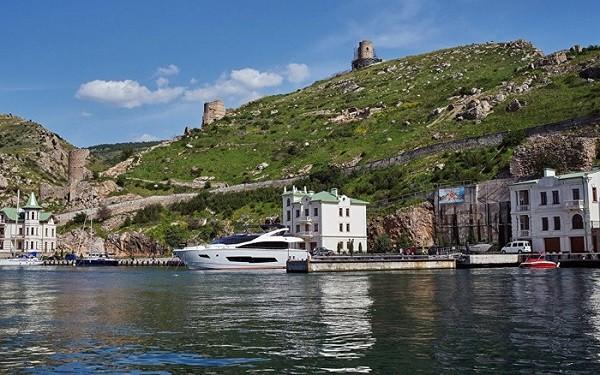 Bán đảo Crimea đã được Nga sáp nhập từ năm 2014