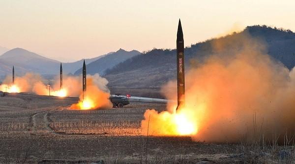Đây là lần thứ 2 Triều Tiên dọa tấn công đảo Guam của Mỹ