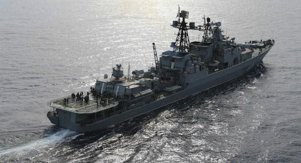 Nga coi Địa Trung Hải là khu vực biển quan trọng với lợi ích quốc gia
