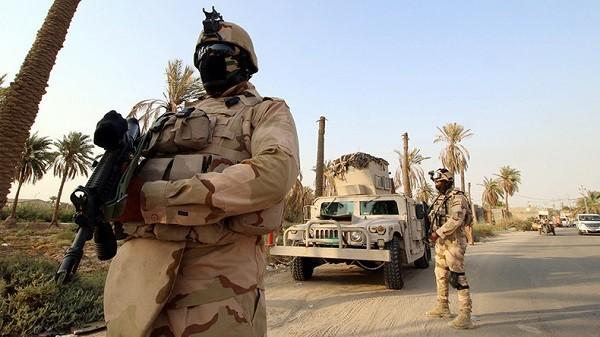 Quân đội Iraq đang tiến hành trấn áp lực lượng người Kurd