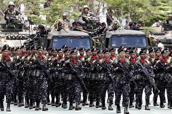 Philippines mạnh tay chống lại khủng bố