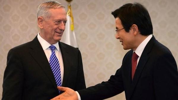 Bộ trưởng Quốc phòng Mỹ cảnh báo Triều Tiên cẩn thận với vũ khí hạt nhân