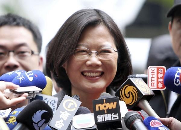 Bà Thái Anh Văn vẫn quá cảnh tại Hawaii bất chấp sự phản đối từ Trung Quốc