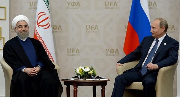 Nga và Iran đang là đồng minh trong nhiều vấn đề khu vực