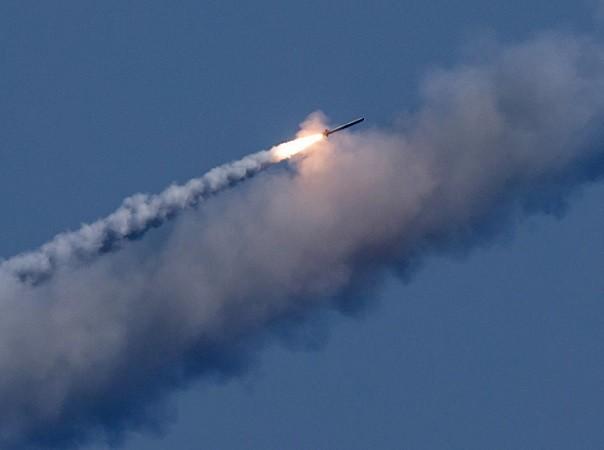 Tên lửa Kalibr tiếp tục được Nga sử dụng để tấn công khủng bố từ xa