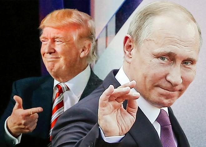 Tổng thống Trump và Putin có thể gặp nhạu tại hội nghị APEC