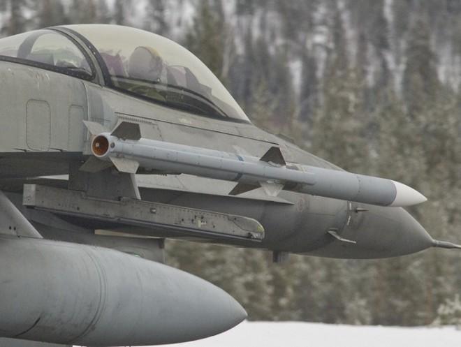 """Hé lộ tên lửa không đối không mới của Mỹ thay thế """"sát thủ"""" AIM-120 ảnh 6"""