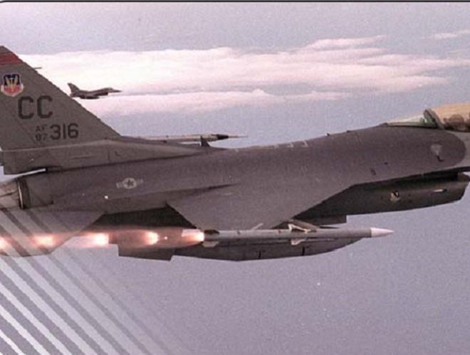 """Hé lộ tên lửa không đối không mới của Mỹ thay thế """"sát thủ"""" AIM-120 ảnh 9"""