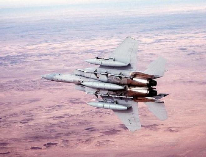 """Hé lộ tên lửa không đối không mới của Mỹ thay thế """"sát thủ"""" AIM-120 ảnh 10"""