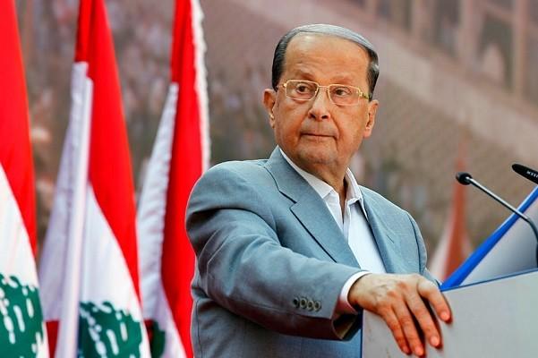 Tổng thống Lebanon Michel Aoun