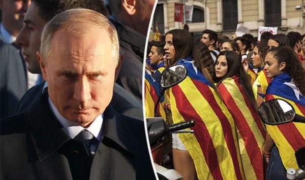Tây Ban Nha nói, có bằng chứng các tổ chức ở Nga đã can thiệp vào vấn đề Catalonia