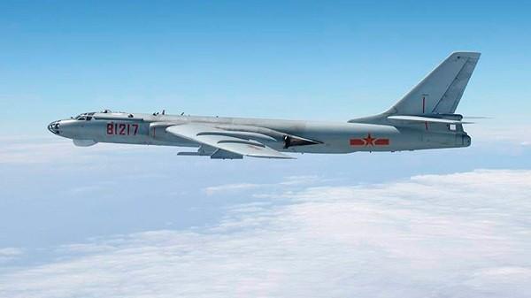 Trung Quốc khiến Nhật Bản lo ngại về hoạt động của các máy bay ném bom