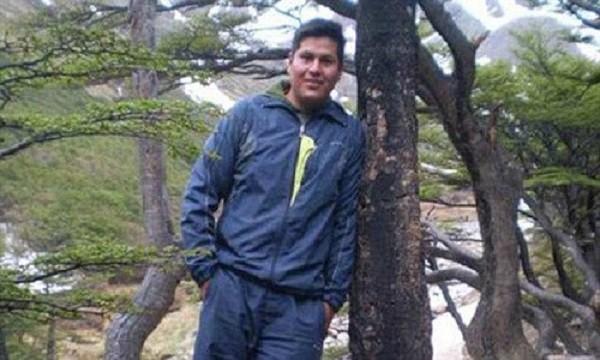 Humberto Vilte không lên tàu vì mẹ ốm