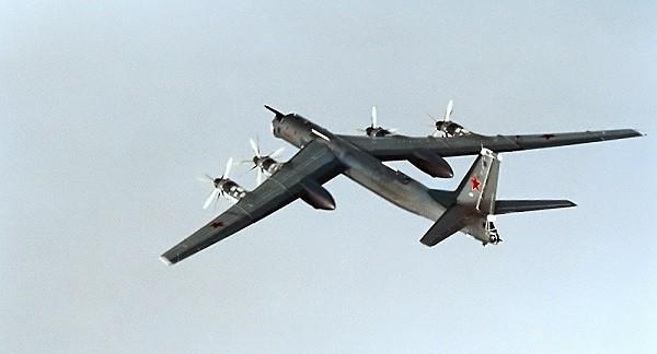 Tu-95MS của Nga bay tập khiến quân đội Australia phải cảnh giác