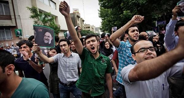 Nhiều người Iran đang không hài lòng với chính phủ
