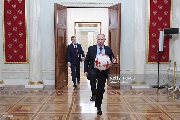 World Cup 2018 sẽ được tổ chức tại Nga vào tháng 6 tới