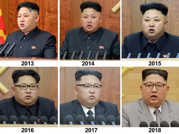 Ông Kim Jong-un đang thay đổi cách ăn mặc