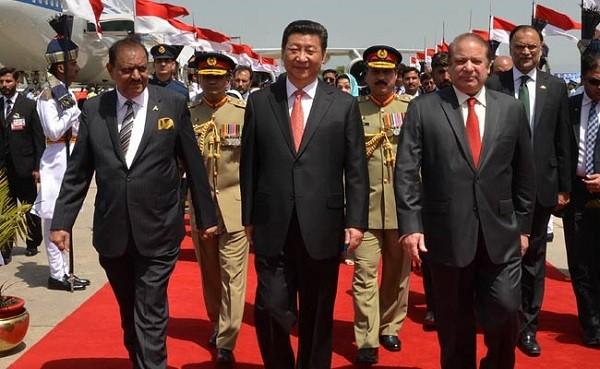 Trung Quốc có thể tận dụng bất đồng giữa Mỹ và Pakistan để tăng tầm ảnh hưởng ở Trung Đông