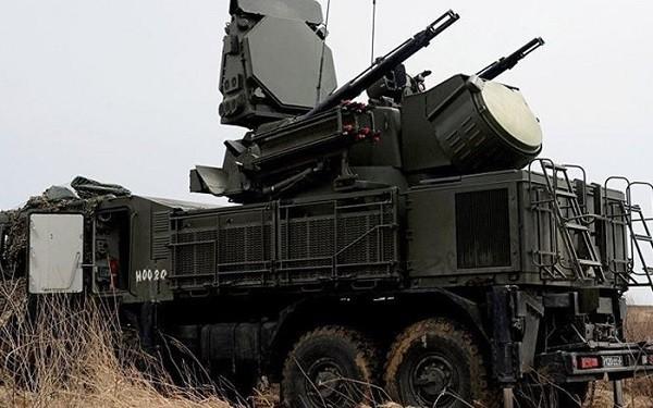 Nga đã bắn hạ được UAV bằng hệ thống phòng không Pantsir
