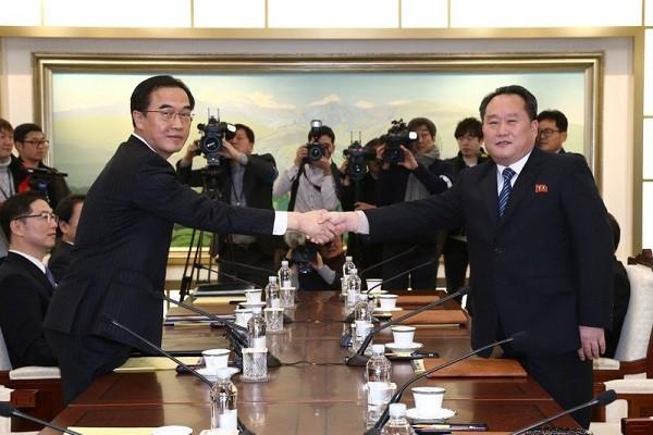 Cả Seoul và Bình Nhưỡng đều cho thấy sự hợp tác trong cuộc đàm phán vừa qua